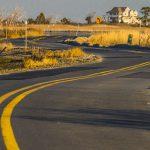 Road to Broadkill Beach by Alan Wilder